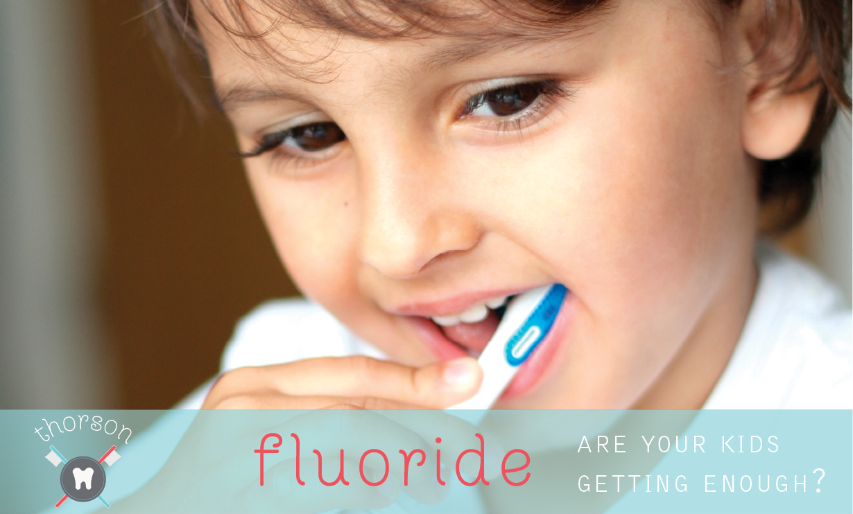 Getting Enough Fluoride – The Key to Strong and Healthy Teeth